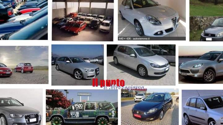Vende la stessa auto a più acquirenti, truffatore smascherato a Cassino