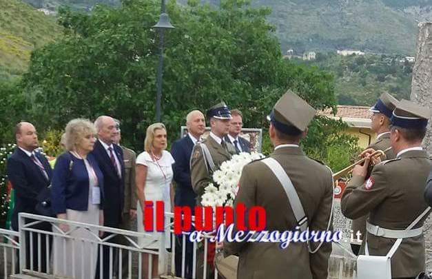 Battaglia di Cassino. Nel 73° anniversario commemorazione con le delegazioni polacche