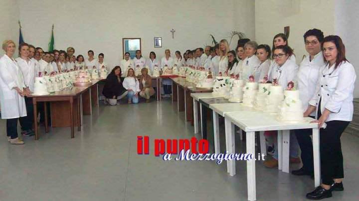 Pico – Un successo il master in Cake design tenuto dall'artista internazionale Katia Malizia