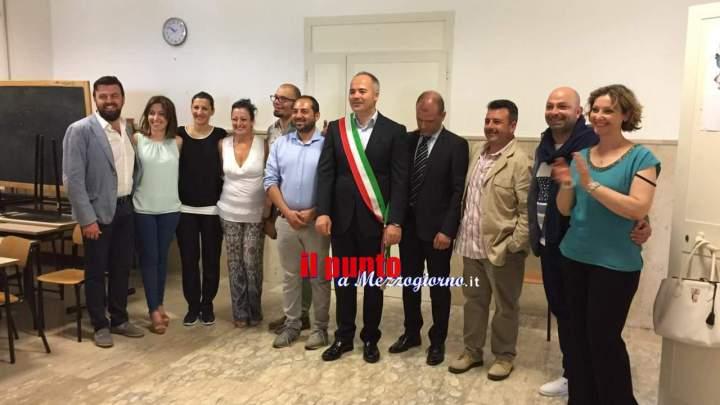 Piedimonte San Germano: Ferdinandi presenta la squadra di governo