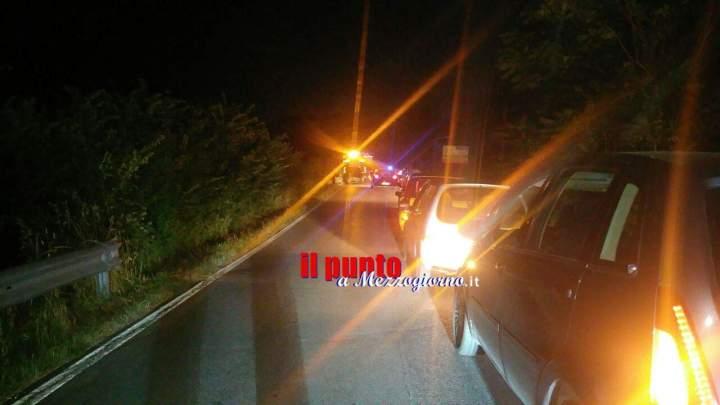 Tentano furto di benzina tra mezzi in sosta a Frosinone, denunciati tre cittadini stranieri