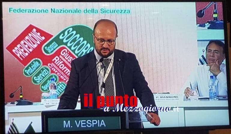 Massimo Vespia nominato Coordinatore Nazionale della FNS CISL