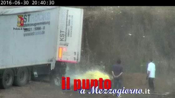 Traffico illecito di rifiuti tossici ad Aprilia per milioni di euro: indagati diversi imprenditori fra Roma e Latina