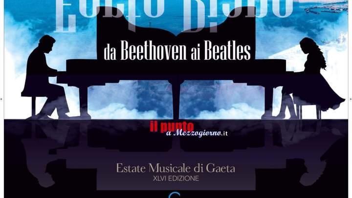 Piano Forte … da Beethoven ai Beatles. Attesa per l'evento del 5 agosto a Gaeta