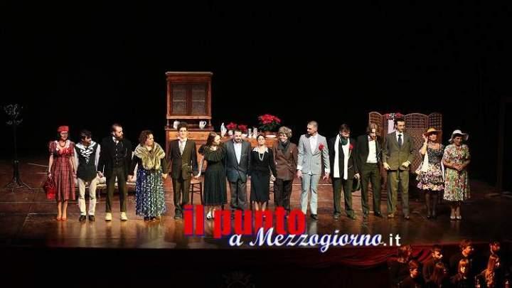 """Al Teatro Romano in scena la farsa dialettale """"Nun se vere luce"""""""