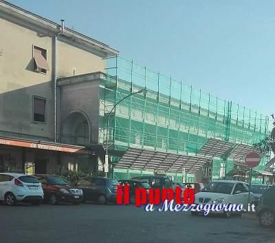 La stazione di Cassino cambia immagine, avviati i lavori di restyling