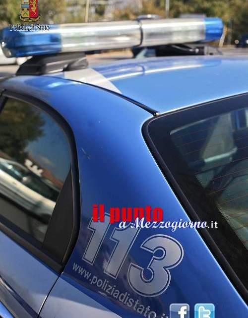 Torre Cajetani : 48enne devasta un locale, poi colpisce un poliziotto con una testata. Arrestato