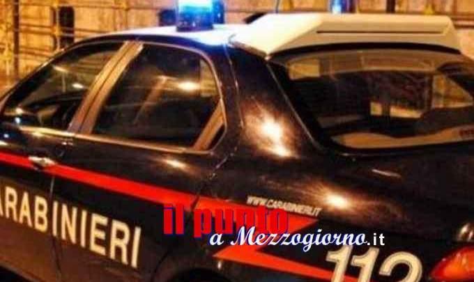 Stacca la corrente elettrica in casa della nonna e la picchia a sangue: fermato 21enne a Sant'Elia Fiumerapido.