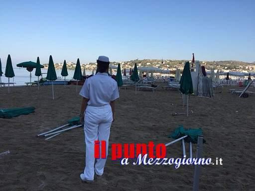 Gaeta: contrasto all'abusiva occupazione di spiagge libere