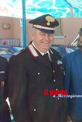 Cassino: Il Luogotenente Gennaro Raucci al comando della stazione carabinieri