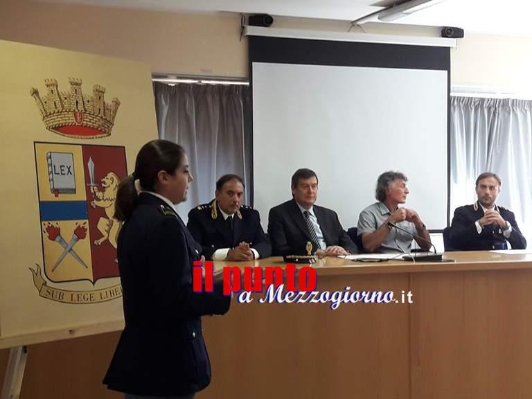 Frosinone:  La Polizia di Stato sottoscrive il  protocollo SOS Sordi