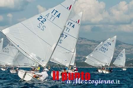 Gaeta, 82° Campionato nazionale dinghy 12′: vince Enrico Negri