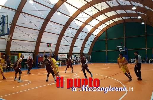 SERIE C SILVER – Pallacanestro Veroli 2016 battuta Nova Basket Ciampino 75 – 73