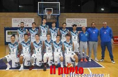 Basket U20 Eccellenza: l'impegno non basta, vince Valmontone