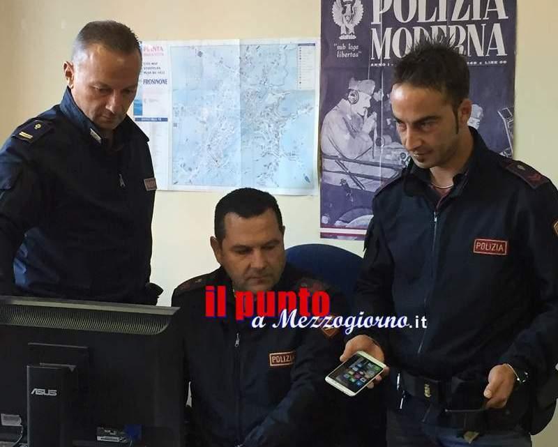 Forzavano serrature auto per razziare negli abitacoli a Frosinone, arrestati due stranieri