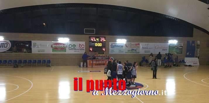 Basket Campionato U16 Femminile Regionale: Esordio delle ragazze sorane e prima vittoria contro Guidonia