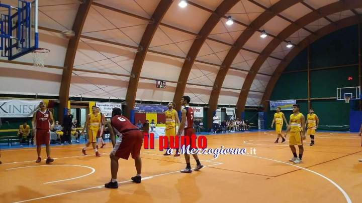 SERIE C SILVER – Pallacanestro Veroli 2016 supera Carver Roma 82 – 75, quarta vittoria consecutiva