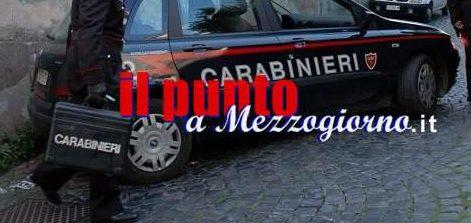 Si introduce in un'abitazione per rubare, ma gli occupanti lo fanno arrestare dai carabinieri