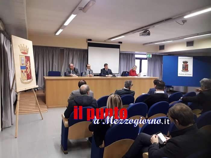 Under 21 Italia vs Russia : gara amichevole al B.Stirpe, Tavolo tecnico in Questura