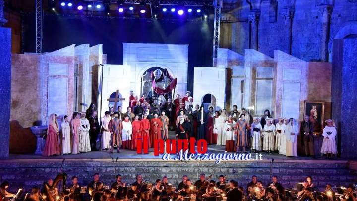 Frosinone, torna l'opera lirica: La Tosca mercoledì 13 dicembre al teatro Nestor