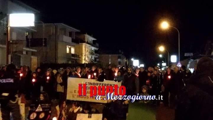 Chiusura Ideal Standard, manifestazione ieri pomeriggio a Roccasecca e sulla Casilina