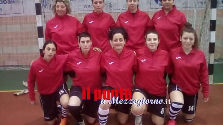 Calcio femminile: Nuovo anno, nuova vittoria per le ragazze bianconere di Sora