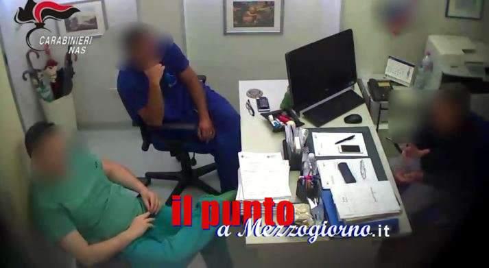 Usava ospedale a piacimento e manipolava concorsi, sospeso neurochirurgo di Latina
