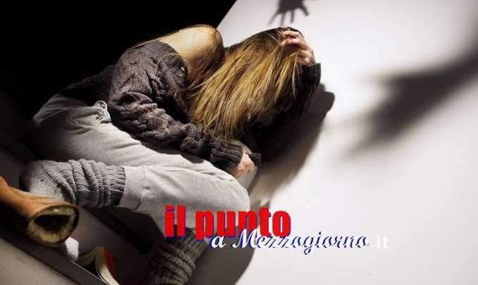 Cassino, picchia la convivente incinta: arrestato 22enne