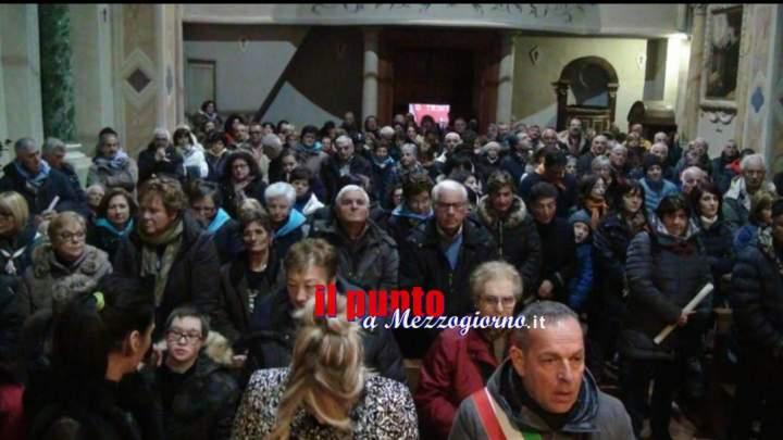 Vallepietra: Santissima Trinità, ieri 26 compagnie e tantissimi pellegrini per la festa dell'Apparizione