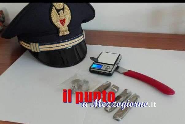 Droga nella Movida di Cassino, arrestato straniero 19enne