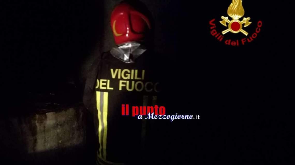 Incendio alla Mecoris di Frosinone, il sindaco ordina evacuazione in un raggio di 2 chilometri
