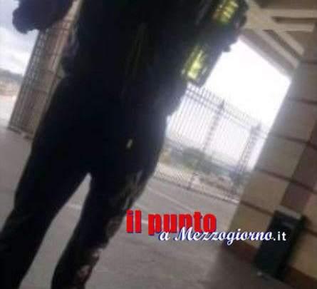Frosinone, vuole vedere il fratello arrestato:22enne in tribunale con bottiglia di benzina