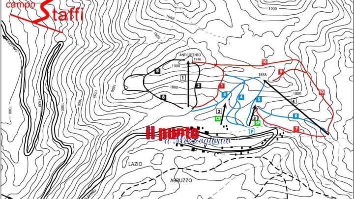 Campo Staffi a Filettino, lo sci per tutti tra paesaggio da favola e buona cucina