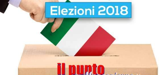 Elezioni 2018: A Cassino alle ore 19 la percentuale dei votanti al 57,22% per Camera e Senato, Regionali 54,10%