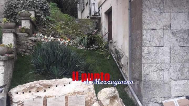 Cassino, rimossa la stele ai tedeschi. Diventa monumento ai soldati caduti nel 1944