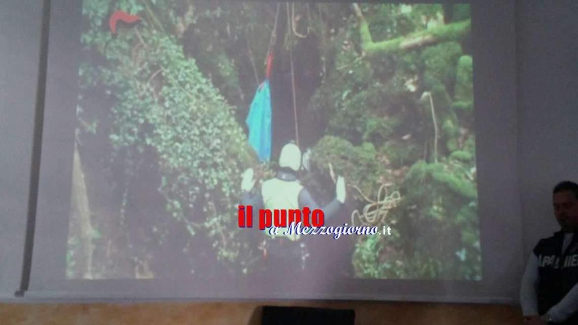 Omicidio Capirchio, il corpo fatto a pezzi ritrovato grazie all'esperienza investigativa