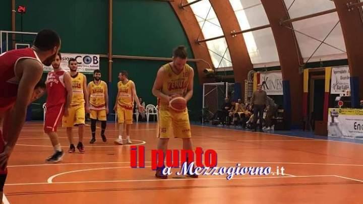 Basket C/Silver: Veroli vince un match importante per i play-off contro Vigna Pia
