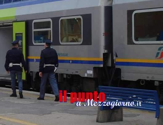 Controlli in treni e stazioni del Lazio, 3685 identificati e 5 arresti in una settimana