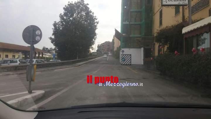 Riaperta via Appia a Velletri, la strada era stata chiusa dopo una tragica esplosione