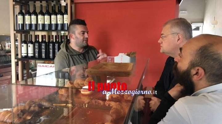 Rissa in centro a Cassino, D'Alessandro: massima collaborazione con forze dell'ordine per sicurezza