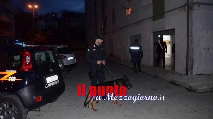 Ad Isernia la droga degli Spada di Ostia: mamma corriere con figli, arrestata la nipote di Roberto