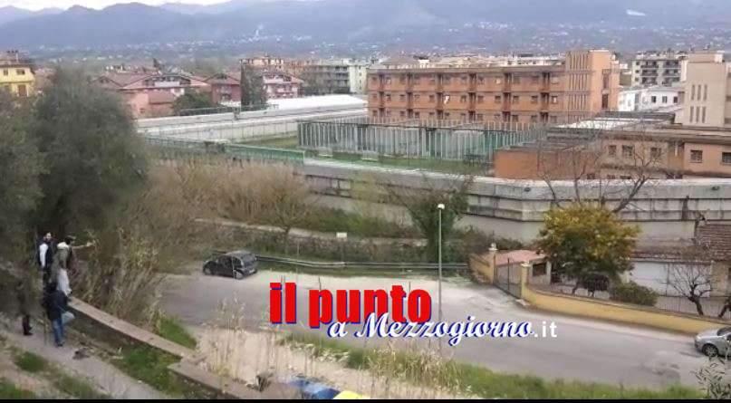 VIDEO – Telefono senza fili per i detenuti del carcere di Cassino