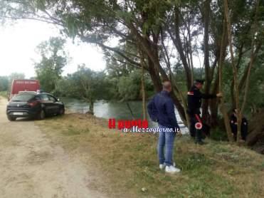 ricerche fiume carabinieri