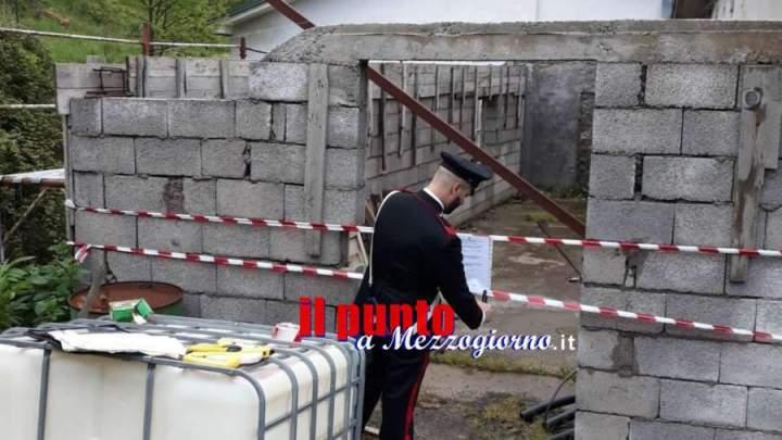 Fienile e capannone abusivi a San Biagio, denunciata 64enne