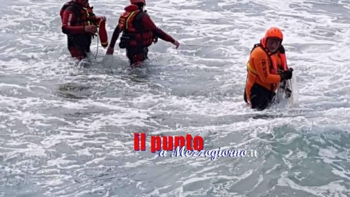 VIDEO – I momenti del salvataggio delle studentesse dell'Università di Cassino a Gaeta