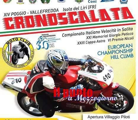 Campionato Italiano Velocità in Salita 14ma  Poggio-Vallefredda