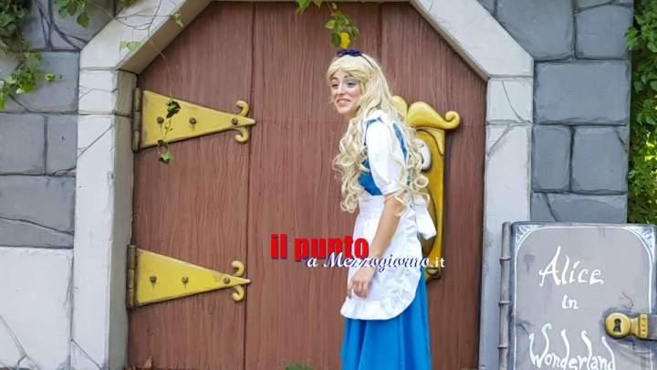 """Alice, Peter Pan, Hansel e Gretel, tutti a """"Il Bosco delle Favole"""" di Cassino"""