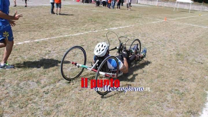 """Successo per l'iniziativa """"Sport e Disabilità"""" a Trivigliano"""