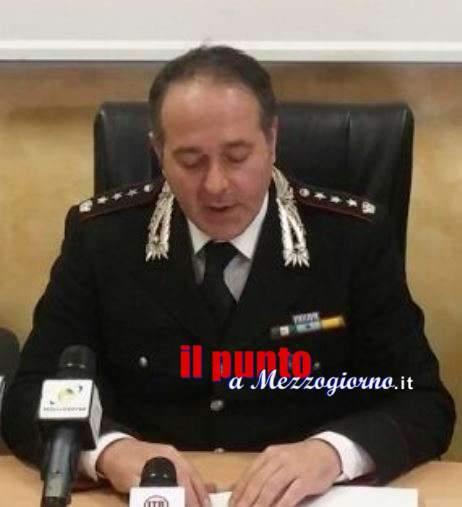 Casa degli spacciatori trasformata in bunker a Monte S. Giovanni C. 5 arresti