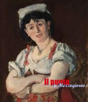 "Undici milioni di dollari per Agostina Segatori, venduta a New York ""La Ciociara"" di Manet"